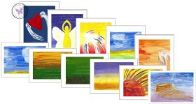 Art Greeting Card - Assorted